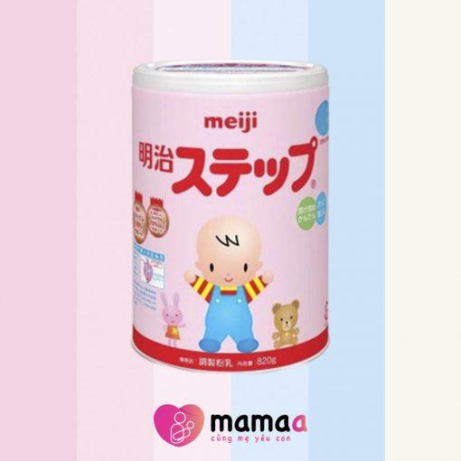 Sữa non Meiji của Nhật