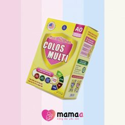 sMama sữa non colos multi a0 có tốt không