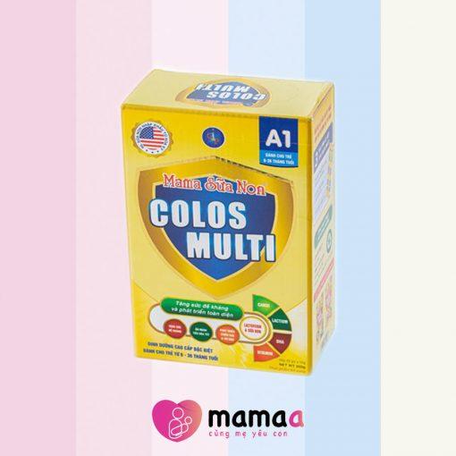 Mama sữa non colos multi a1 có tốt không