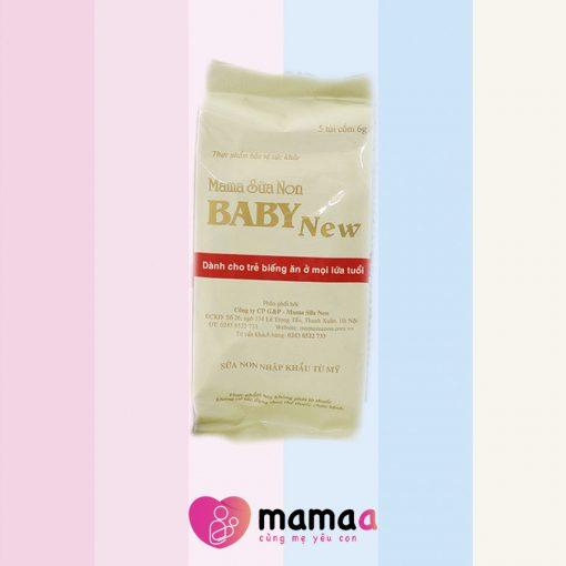 Mama sữa non Baby New A0