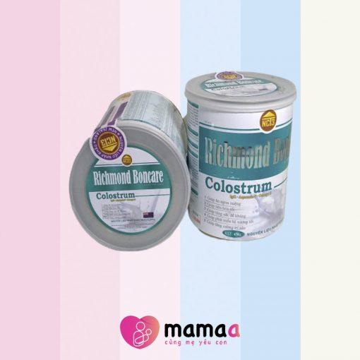 sữa non Richmond Boncare Colostrum