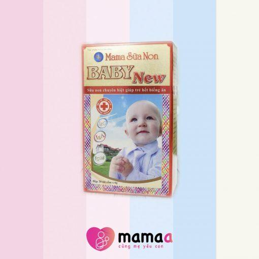 Mama sữa non Baby New AO Gold