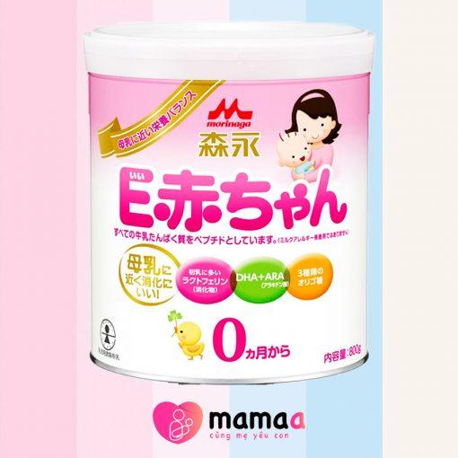 sữa morinaga ekachan