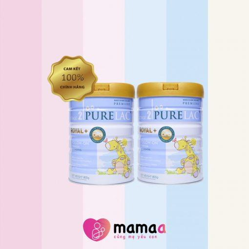sữa non purelac 2
