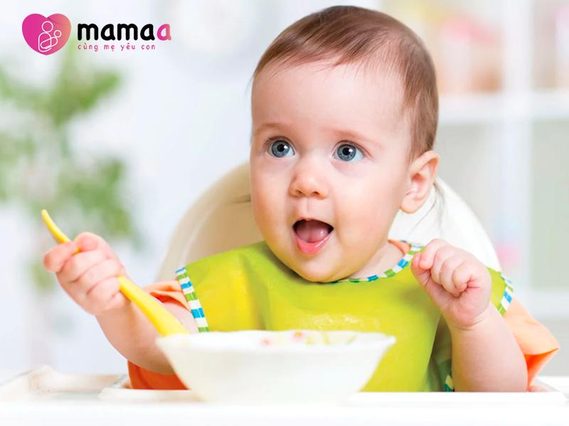 Sữa non Colosbaby giúp trẻ ăn ngon