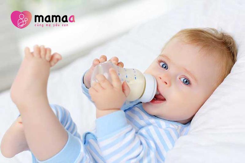 Sữa non Colosbaby giúp trẻ khỏe mạnh