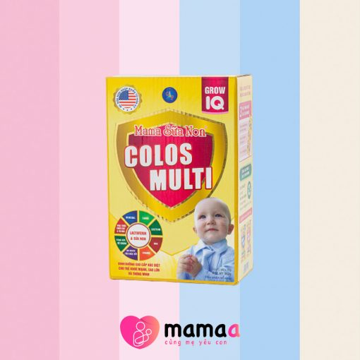 Mama sữa non Colos Multi Grow IQ