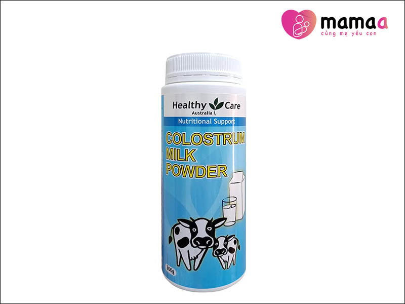 Sữa non Colostrum Milk Powder của Úc dành cho trẻ biếng ăn