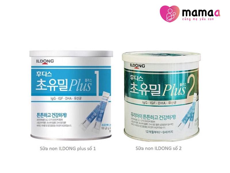 Sữa non ILDong Hàn Quốc tăng cân cho trẻ