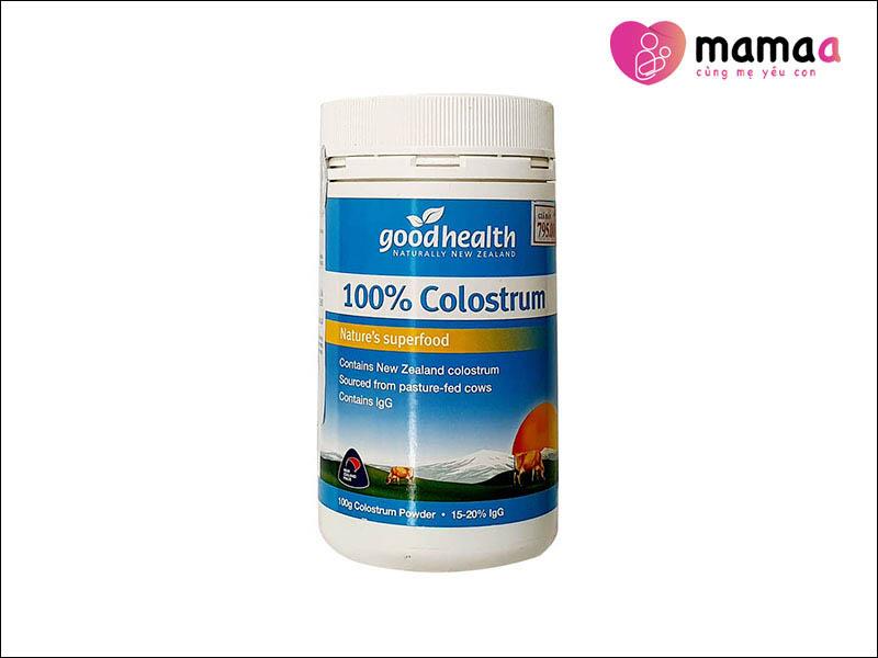 Sữa non Goodhealth 100% Pure Colostrum
