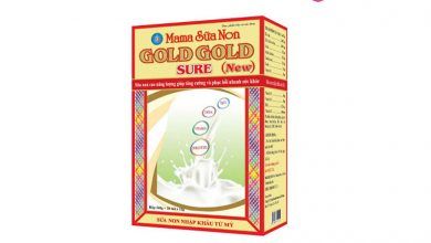 Photo of Review Mama sữa non cho mẹ Gold Gold Sure