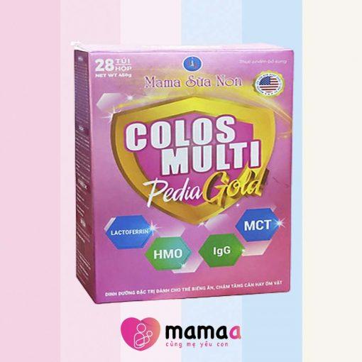 sữa non Colos Multi Pedia Gold