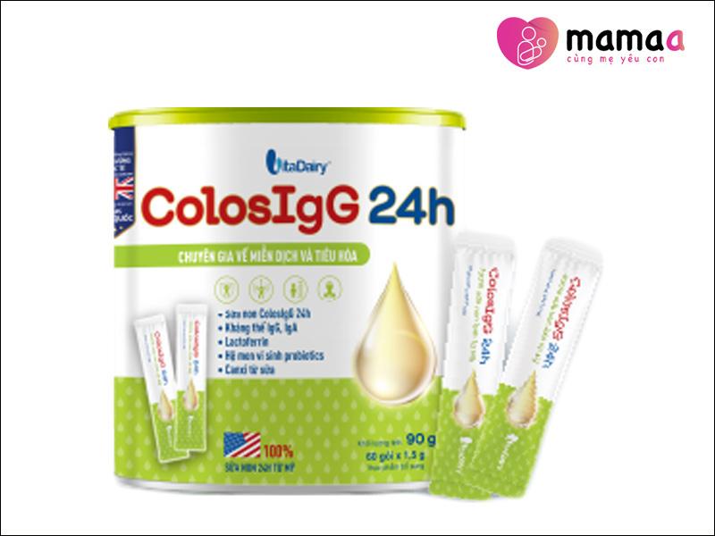 Sữa non pha sẵn ColosIgG 24h
