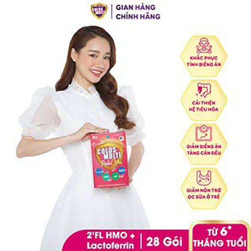 Mama sữa non Colos Multi Pedia Gold