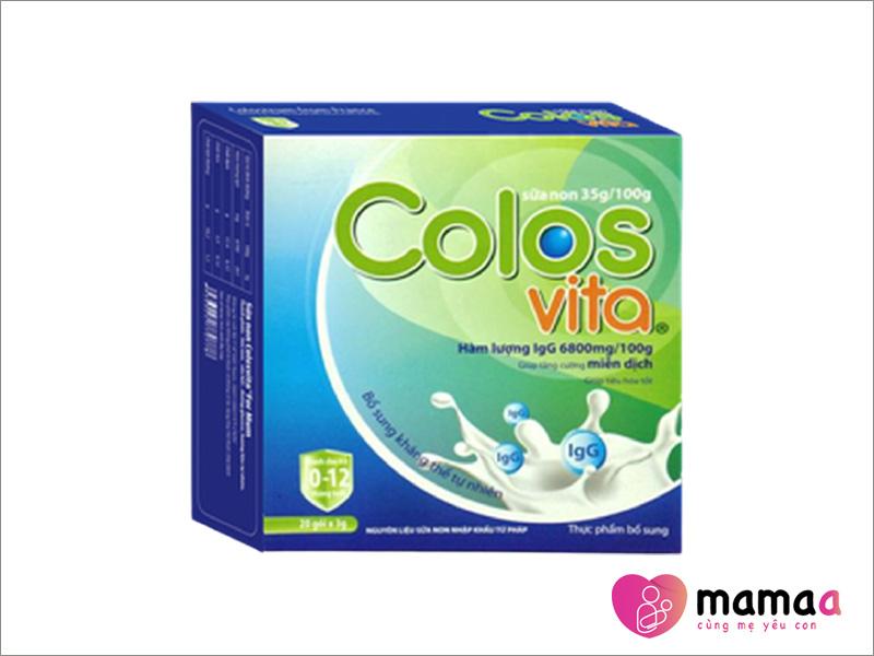 Sữa non Colosvita