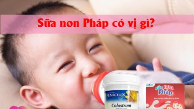 Photo of Sữa non Pháp có vị gì? Có dễ uống không? Cách nhận biết mùi vị bất thường?