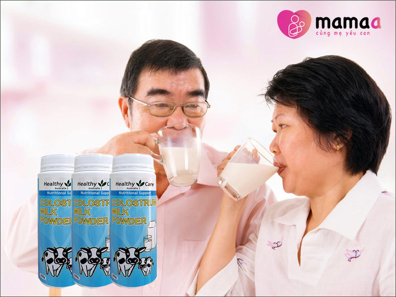 sữa non Úc cho người già - Colostrum Milk Powder