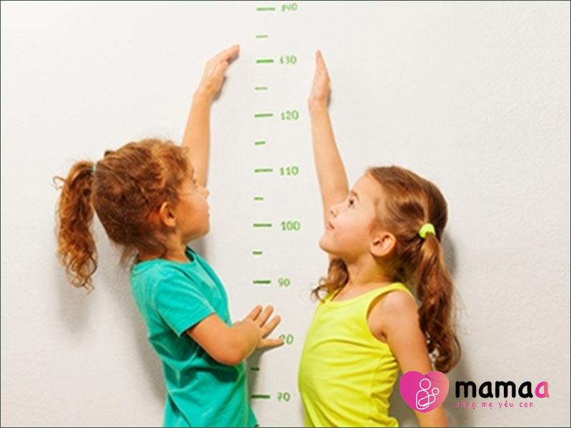 Sữa non giúp trẻ phát triển chiều cao