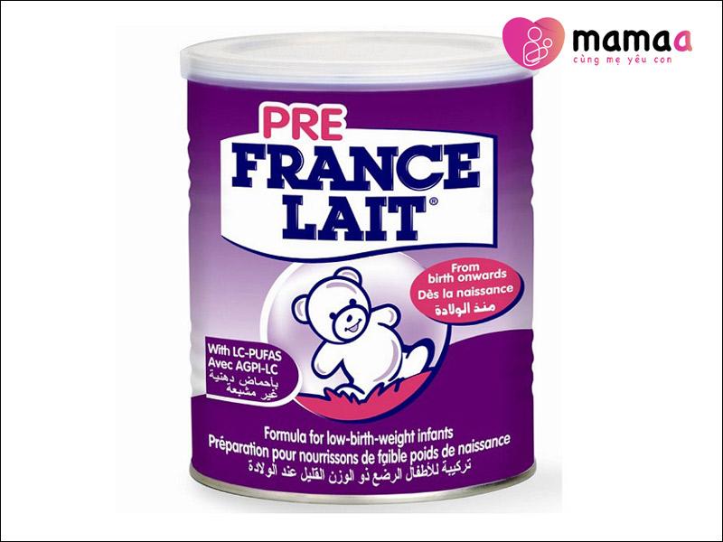 Sữa non Pháp tăng cường sức đề kháng France Lait Pre