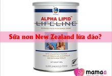 Photo of Sữa non Alpha Lipid New Zealand lừa đảo, đa cấp đúng hay sai?