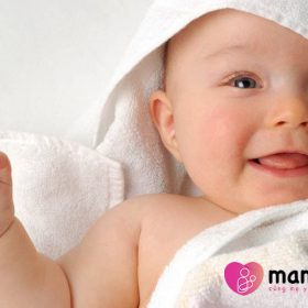 sữa non pháp cho trẻ sơ sinh