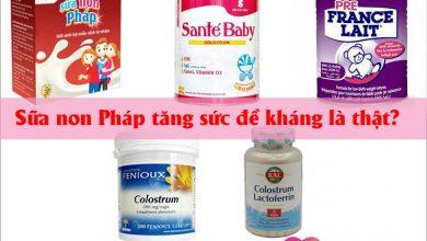 Photo of TOP 5 sữa non Pháp tăng cường sức đề kháng HOT NHẤT
