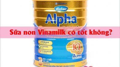 Photo of Review sữa non Vinamilk – Sữa tăng sức đề kháng cho bé yêu