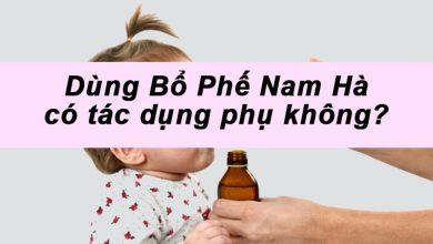 Photo of Tác dụng phụ của bổ phế Nam Hà: Có an toàn như lời đồn không?